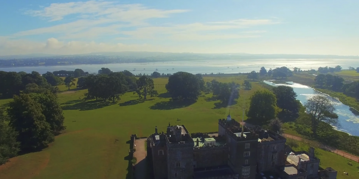 Powderham Castle Wedding Video