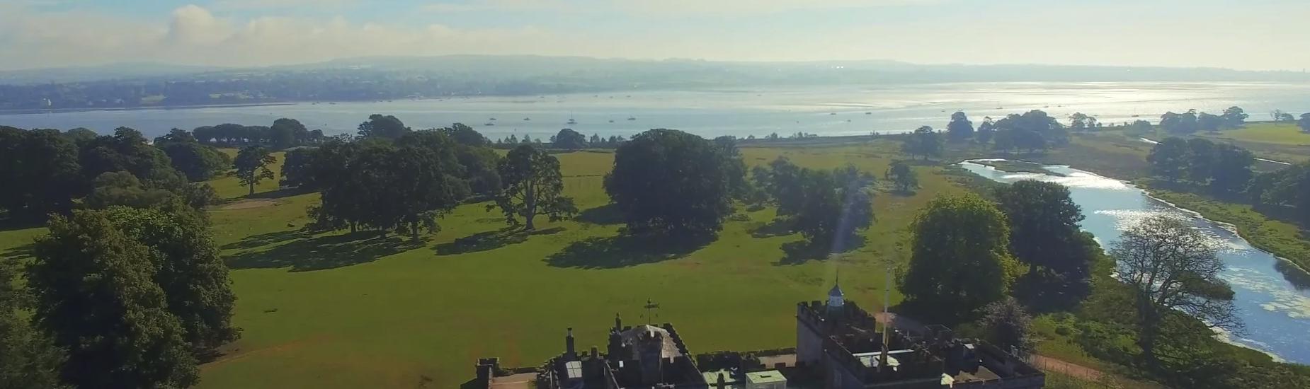 Powderham Castle Wedding Video
