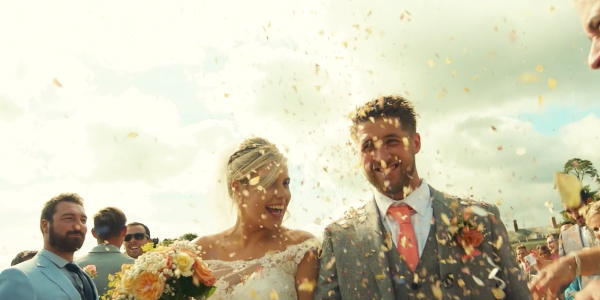 boconnoc wedding video