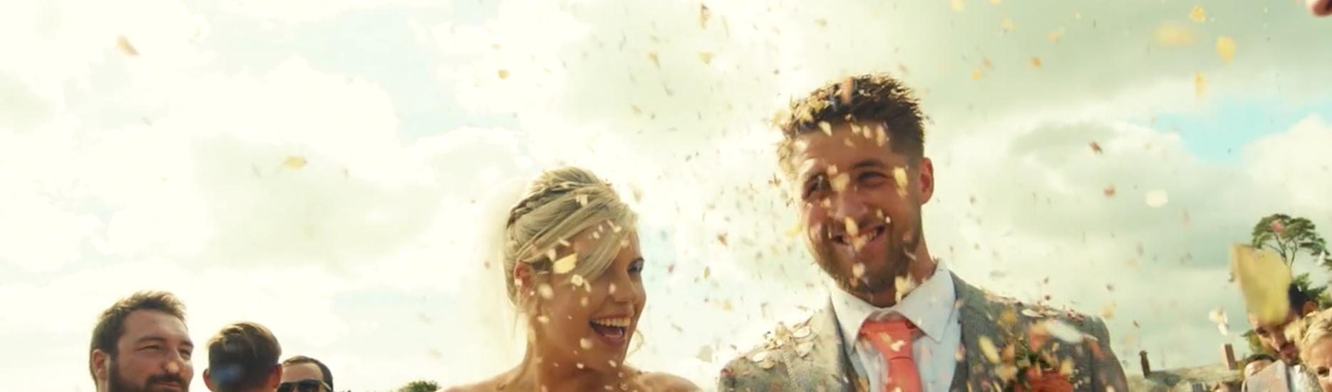 boconnoc wedding video