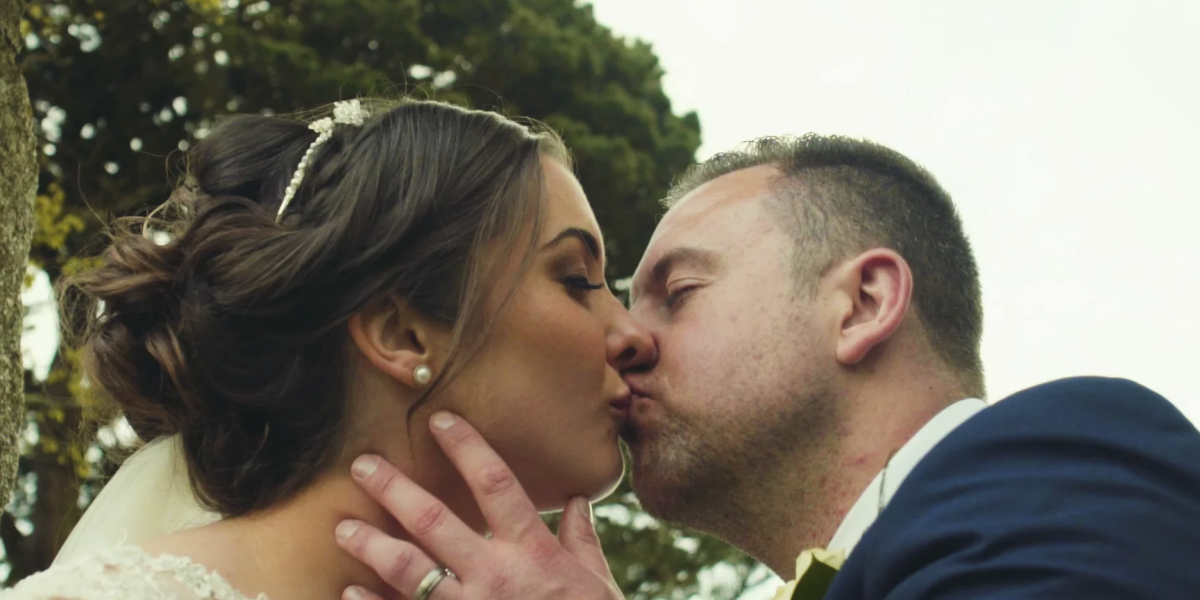 falmouth wedding video