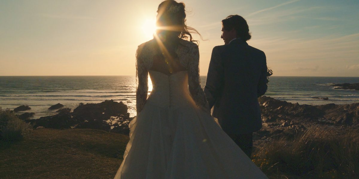 headland hotel wedding video