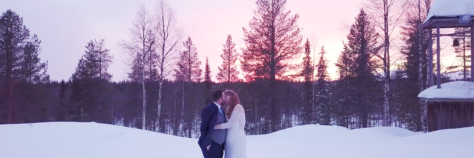 Game of Thrones Wedding at The Snow Village Finland