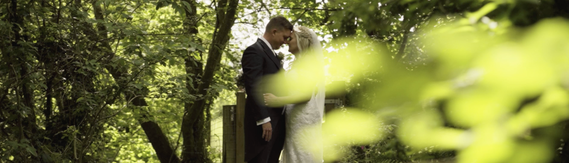 The Green Cornwall wedding video