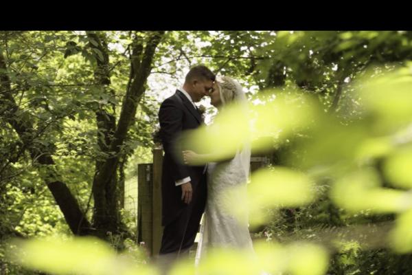 The Green Cornwall wedding video