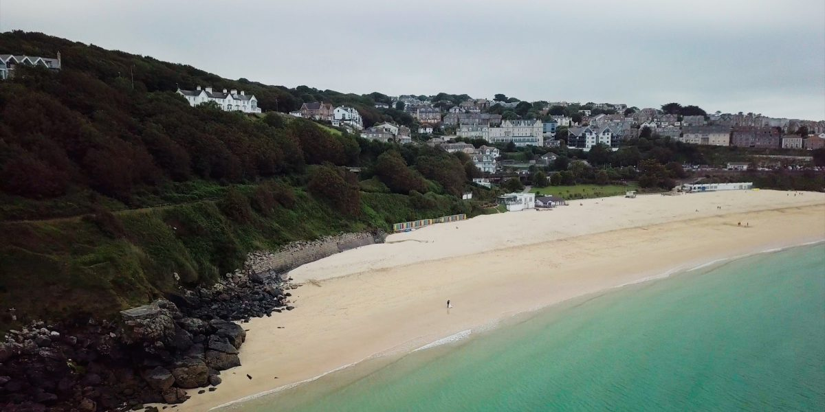 st ives harbour hotel wedding video