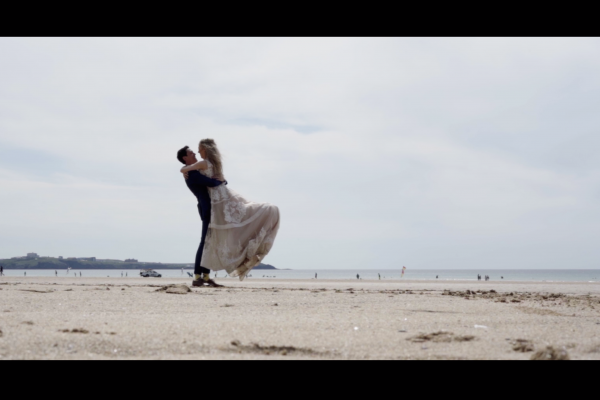 Wedding Video at Watergate Bay