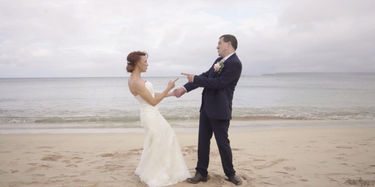 St Ives Harbour Hotel Wedding Marryoke