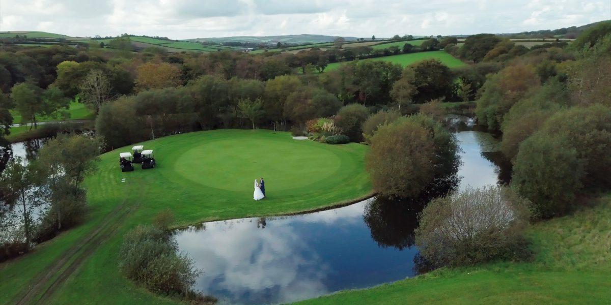 Lanhydrock Hotel Wedding Film