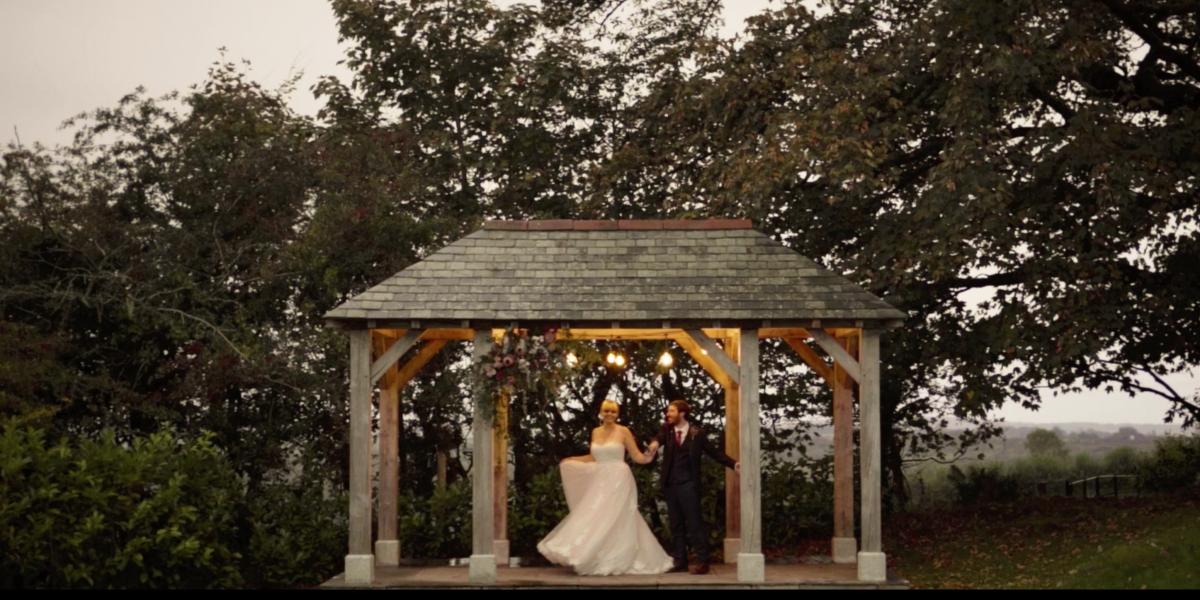 trevenna barns wedding film