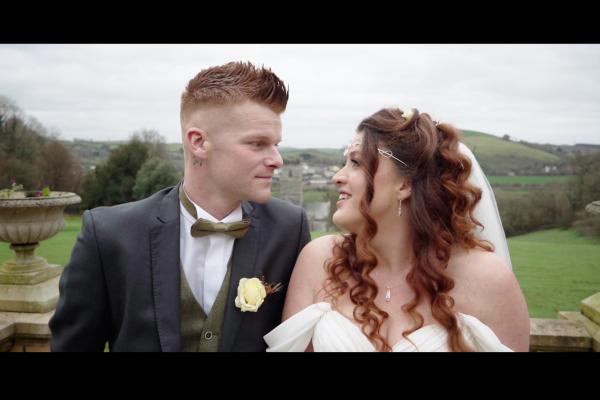 tawstock court wedding film