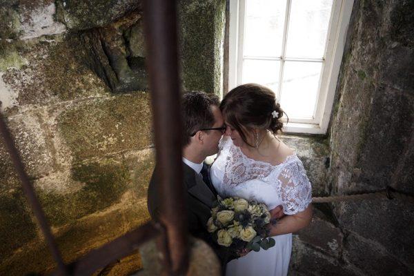 Pendennis Castle Wedding Film